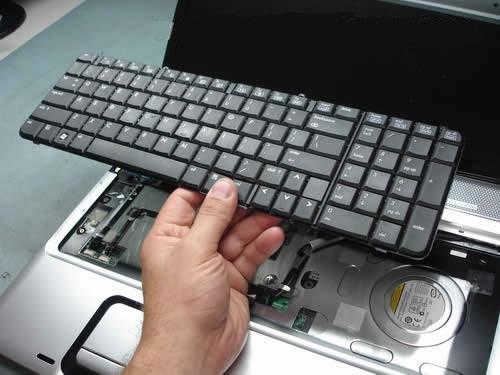 Ремонт клавиатуры ноутбука в Астане